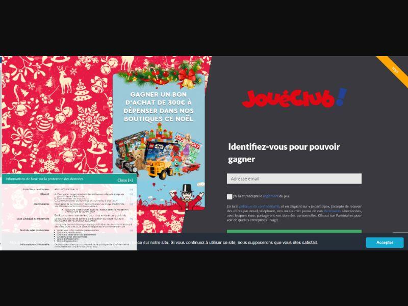 ToysChristmas [FR,GB] - SOI registration