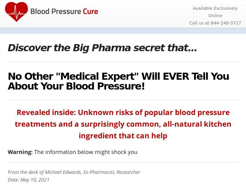 Striction Blood Pressure Solution - US