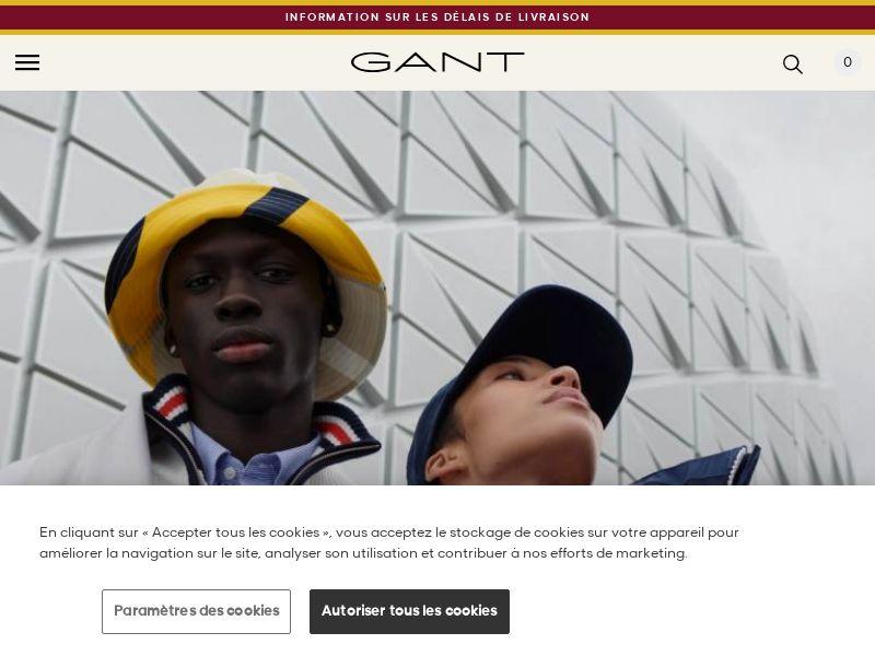 GANT FR