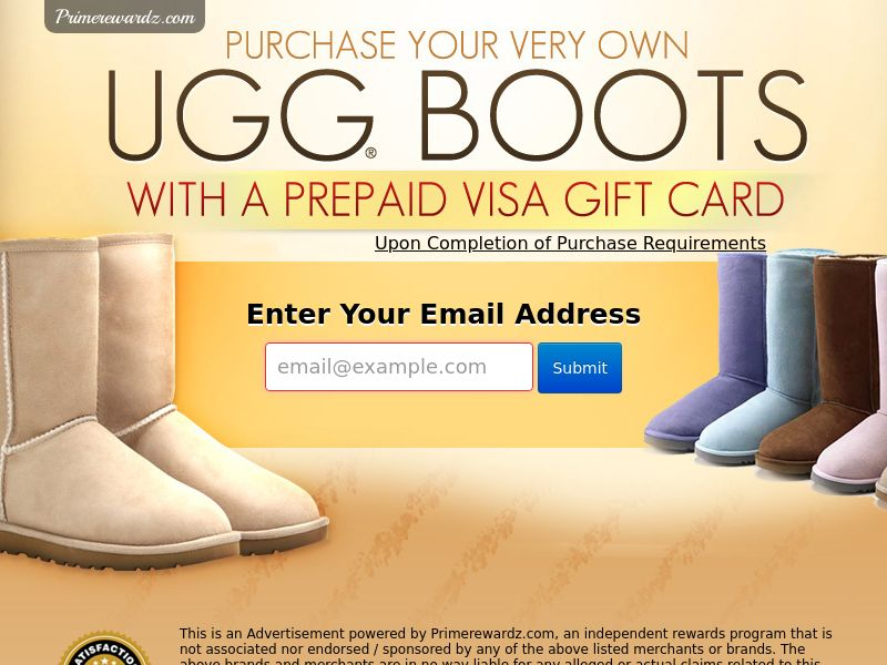 Ugg Boots- US