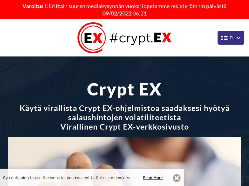 Crypt Ex Pro Finnish 1170