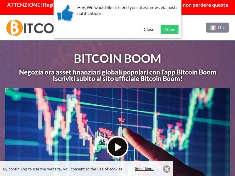 The Bitcoin Boom Italian 2666