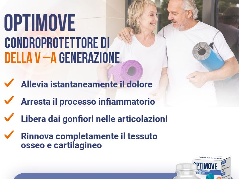Optimove IT - arthritis product