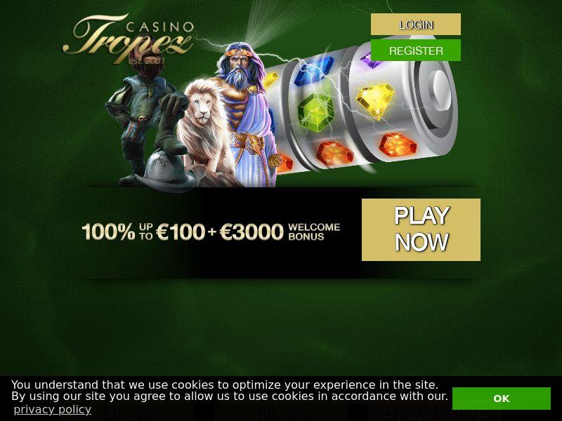 CasinoTropez.com Casino CPA - India