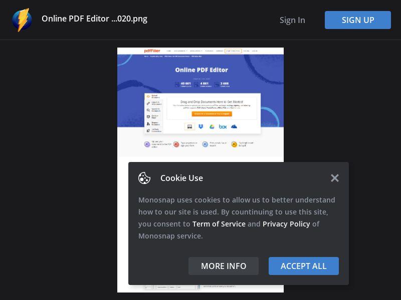 Spain (ES) - PDF Filler - Online PDF Editor (Responsive)