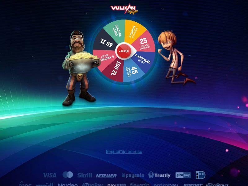 Vulkan Vegas (AM,AT,BY,BR,CA,DK,FI,GE,DE,KZ,MX,NZ,NO,RU), [CPA], Gambling, Casino, Deposit Payment, million, lotto