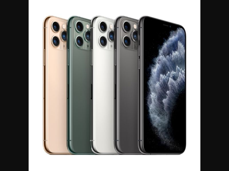 iPhone 11 Pro - CC Submit - FR