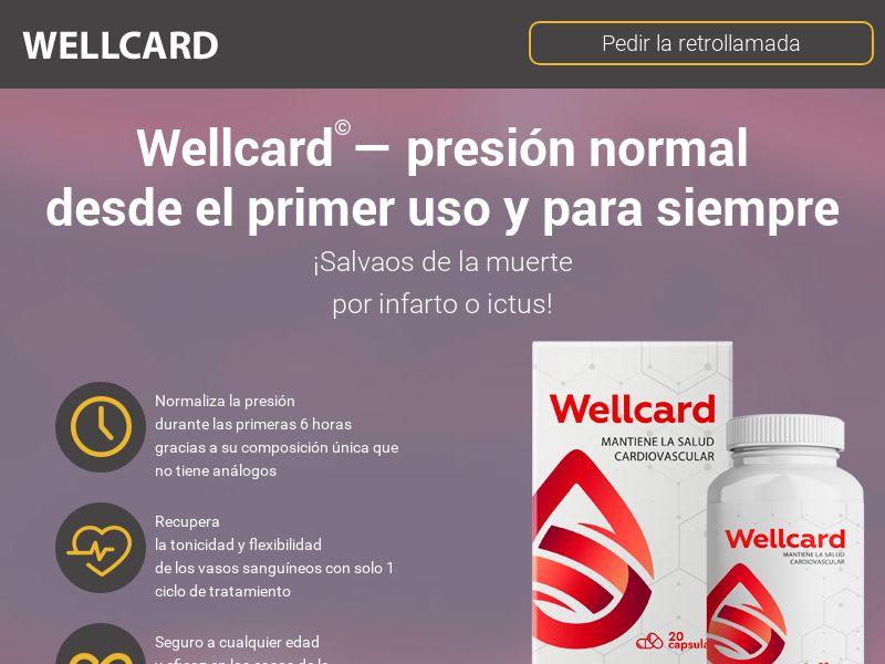 Wellcard CL (hypertension)