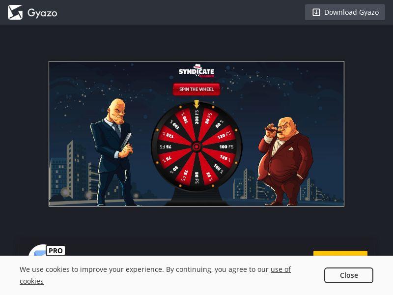Syndicate Casino - CA