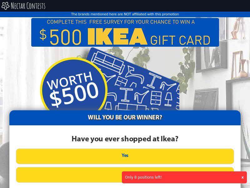 IKEA gift card - AU (AU), [CPL]