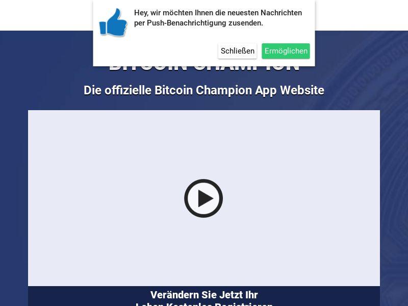 The Bitcoin Champions German 1140