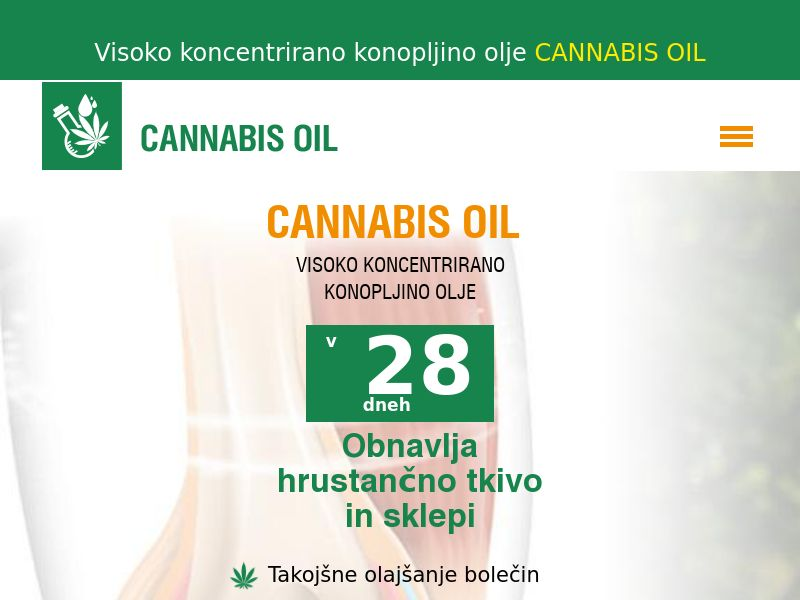 Cannabis Oil SI (joints)