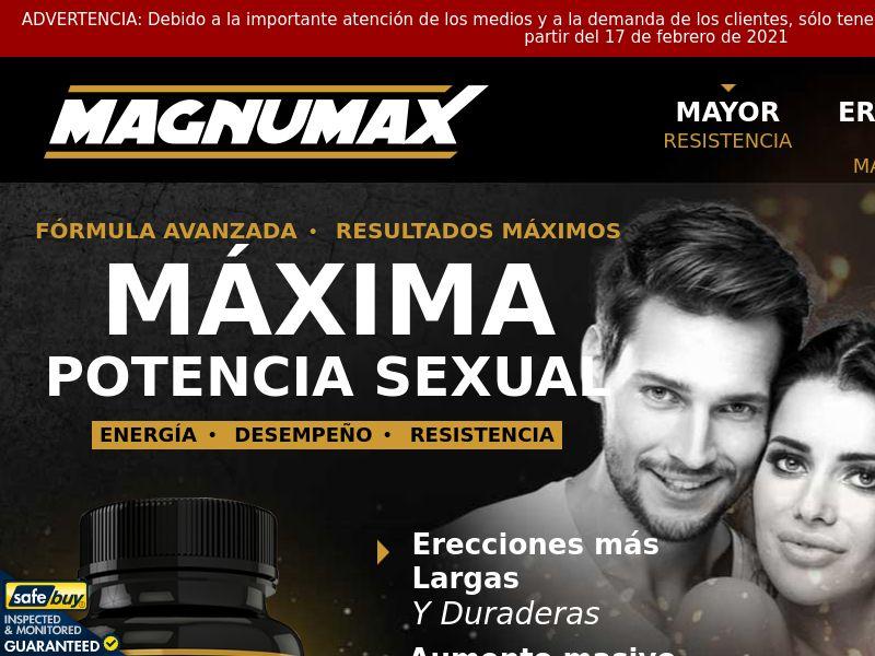 Magnumax LP01 (LATAM)