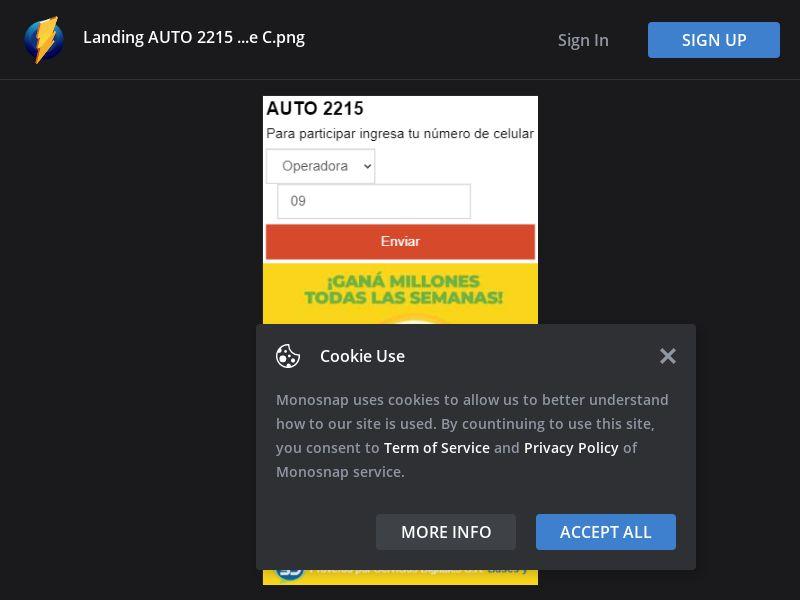 Paraguay (PY) - SD Auto - Mobile (Claro)