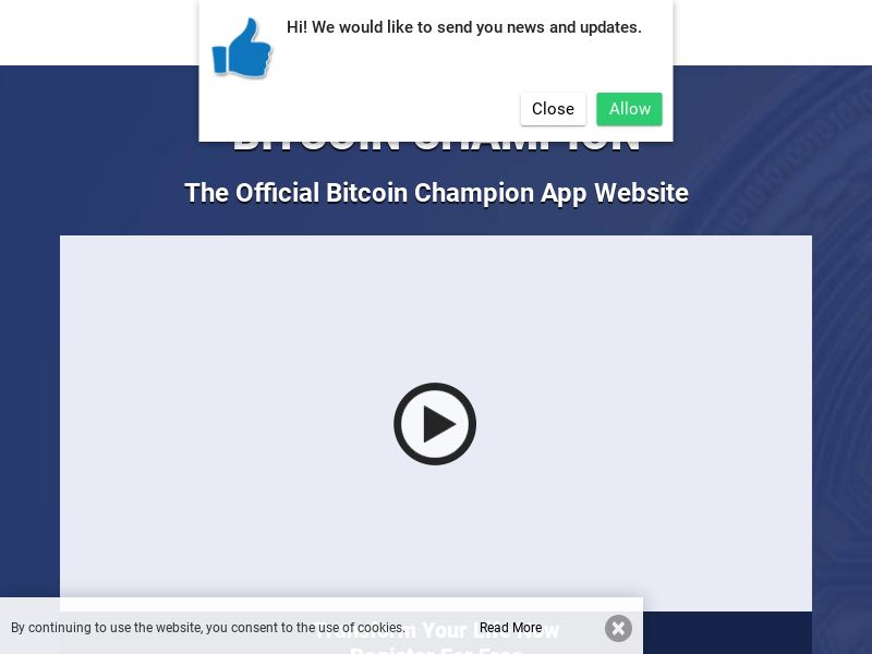 The Bitcoin Champions English 1139