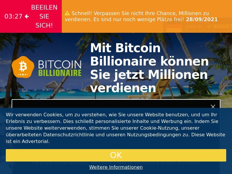 Bitcoinbillion CPA DE