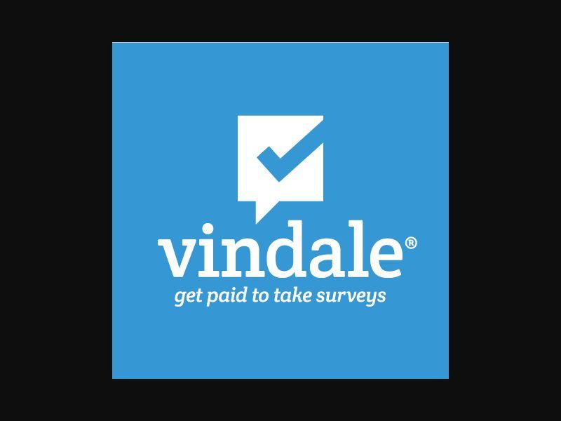 Vindale Research (DOI) - Surveys/Market Research - US