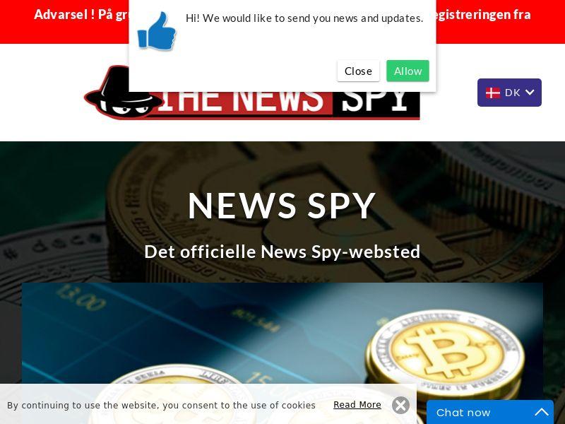 The News Spy Pro Danish 1049