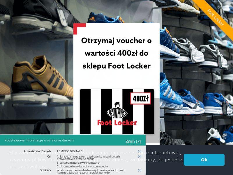 Foot Locker (PL), [CPL]