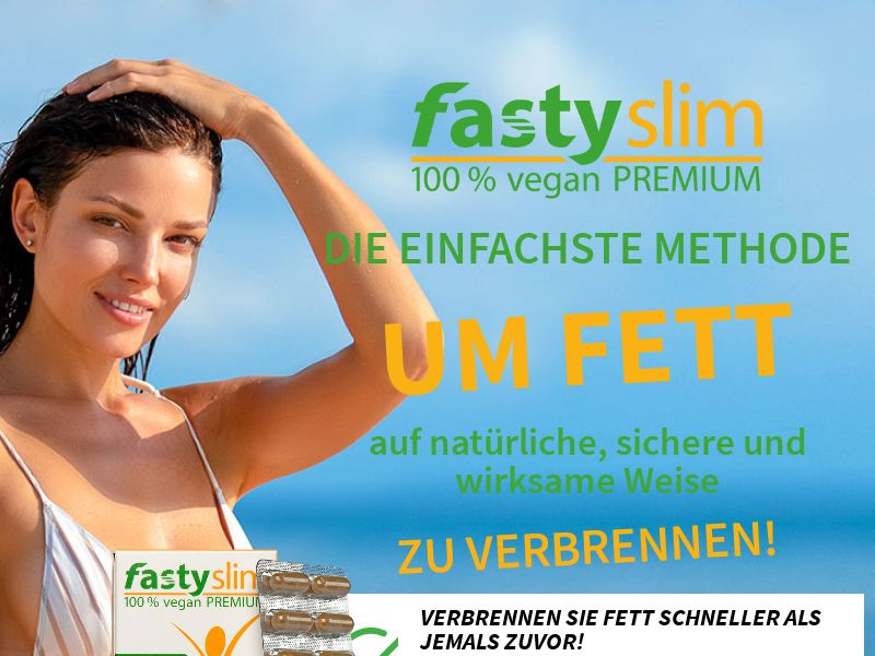 FastySlim - SS - DE/AT/CH - Diet