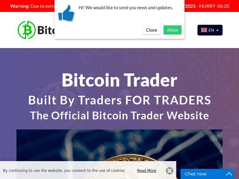 The Bitcoin Traders - NO (NO), [CPA]