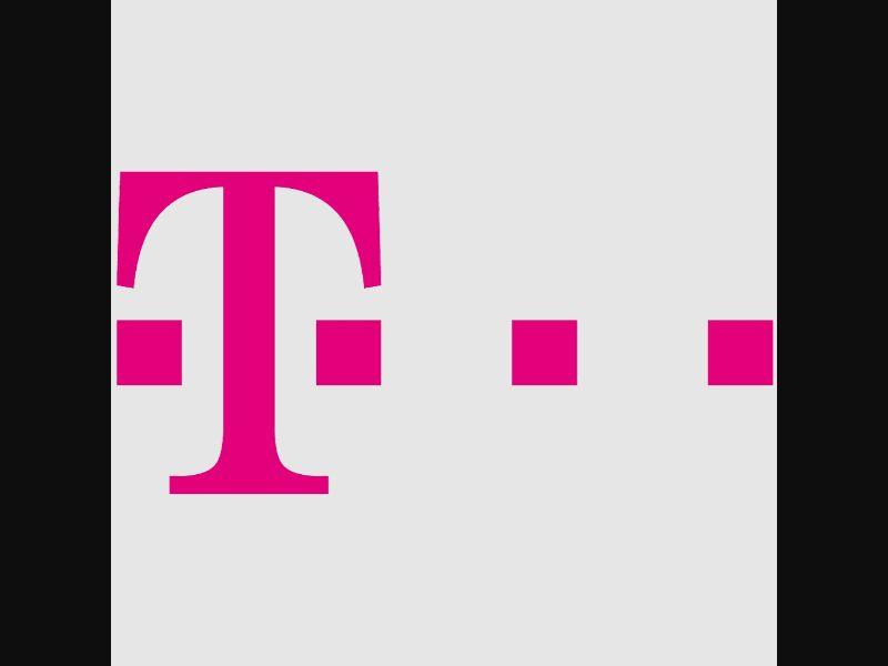 T-mobile E-shop - PL
