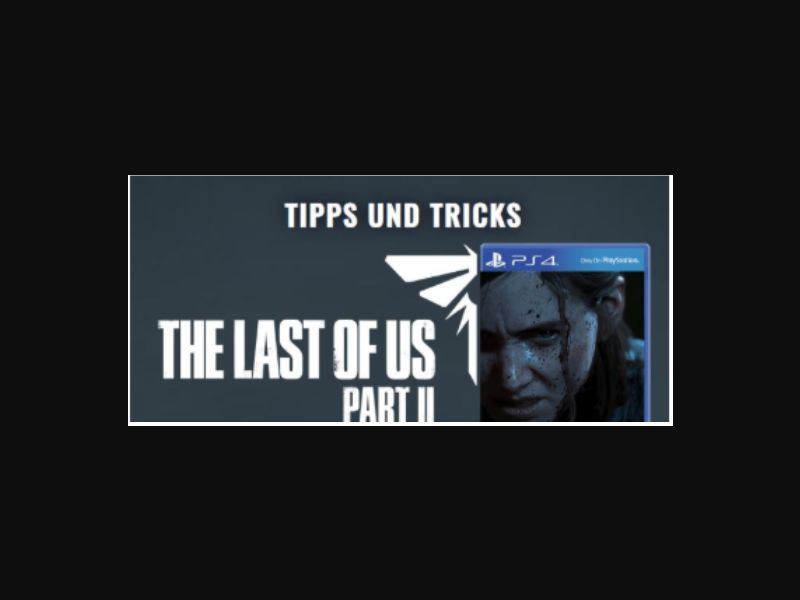 The Last of Us 2 - RS