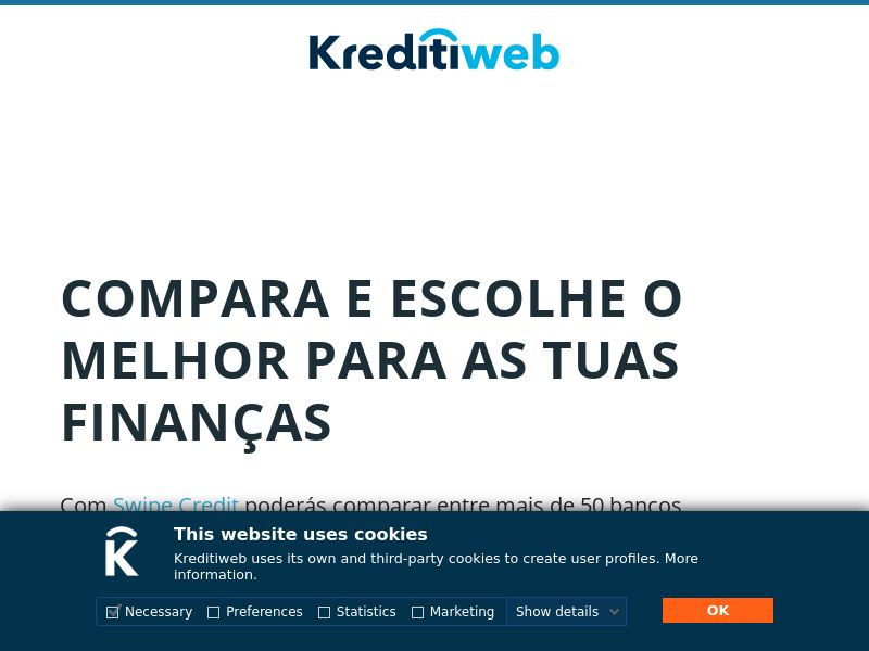 Kreditiweb Préstamos - PT
