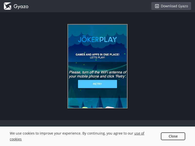 ZA - Joker Play - Vodacom