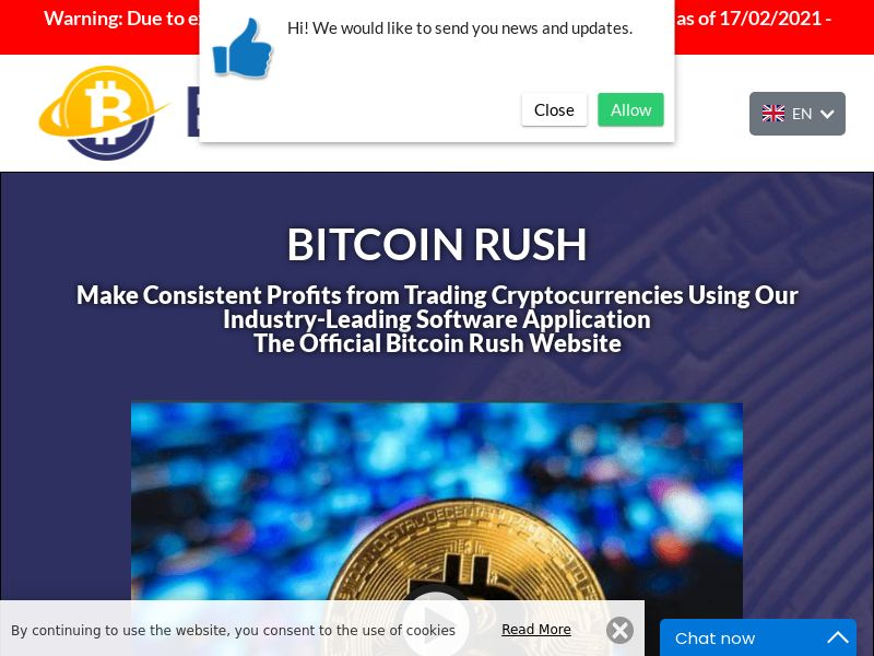 The Bitcoin Rush Russian 2815