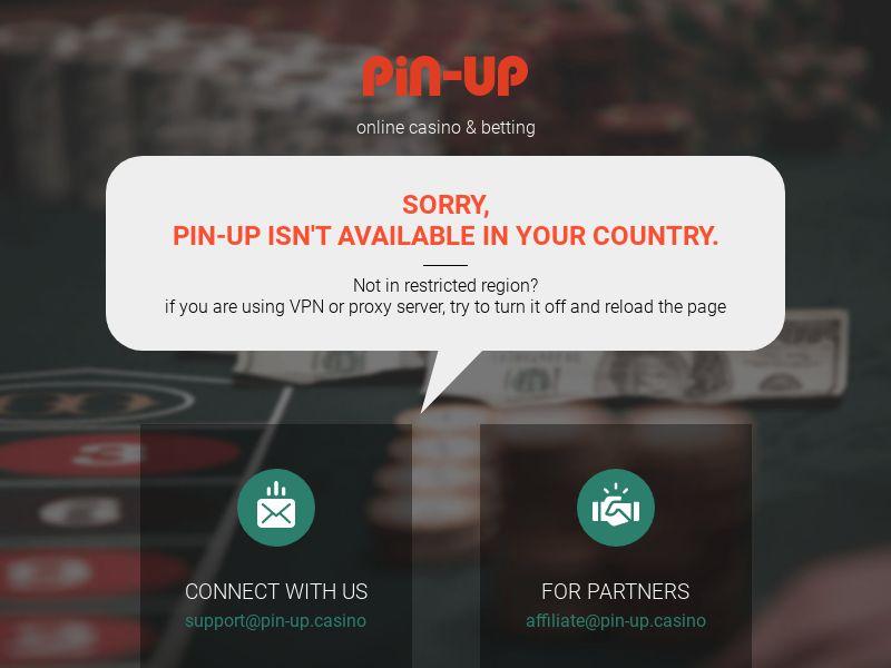 Pin-Up Casino CPA RU, KZ, UA, AZ, PT, BR, TR, RU