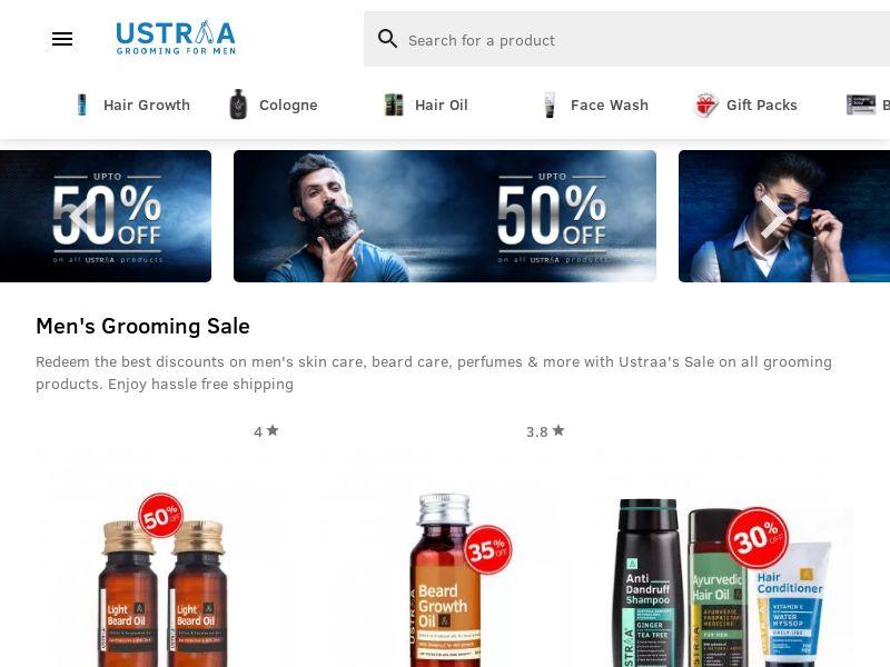 Ustraa.com CPS - India