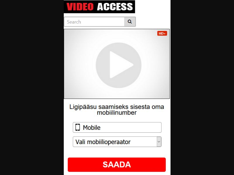 Direct video Xvideos & Xhamster design (EE)