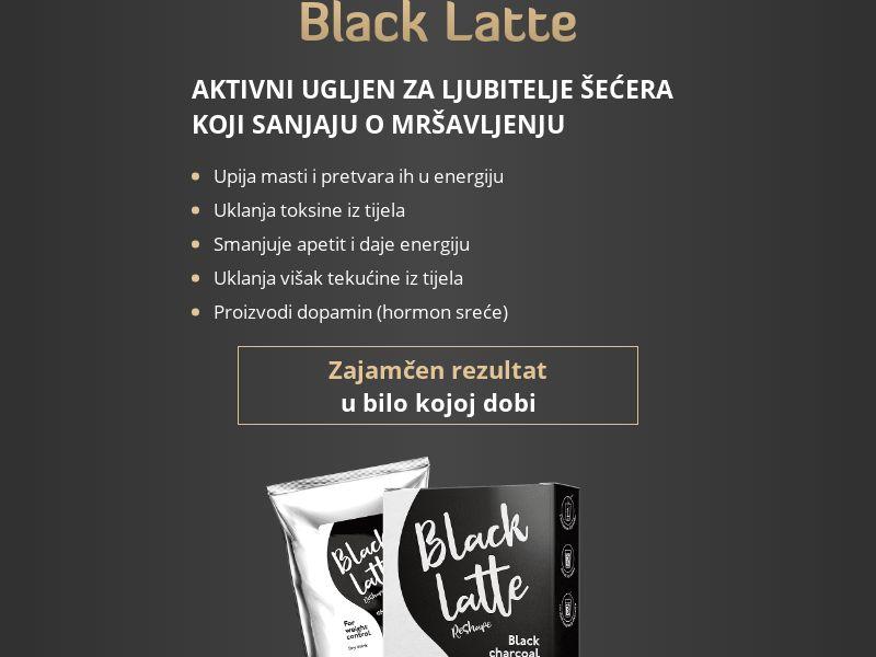 Black Latte - HR