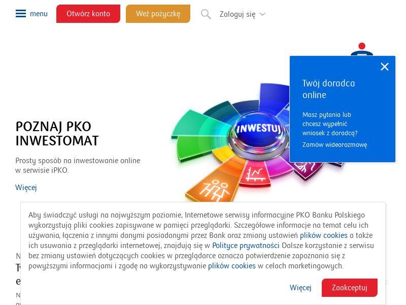 PKO Bank Polski: Pożyczka konsolidacyjna PL CPS