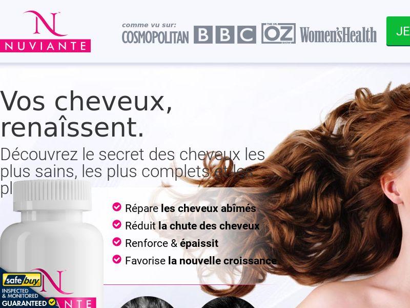 Nuviante LP01 Step1 - FRENCH - (Hair)