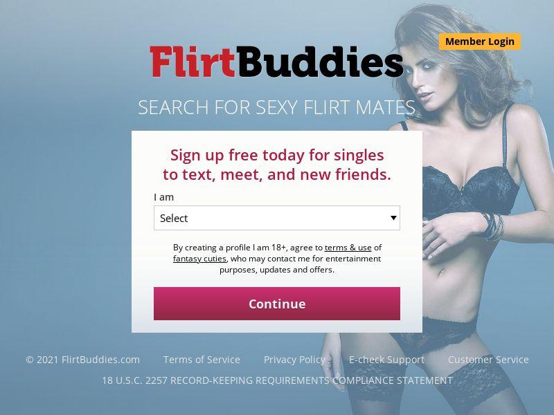 Dating - Flirtbuddies - DOI - MOBILE (US,CA,UK,AU)
