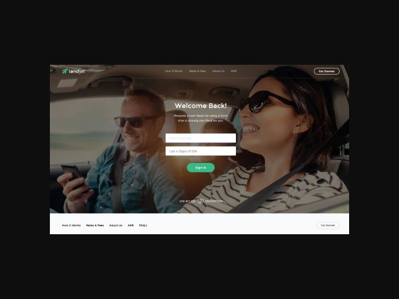 LendJetFunds.com - Personal Loan - Revshare