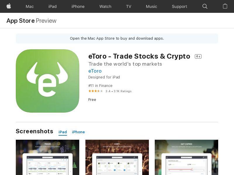 eToro_iOS_Tier 1_CPA