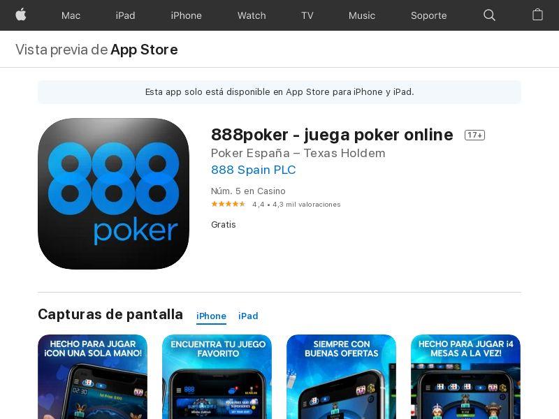 Poker_IOS_Spain_FTD