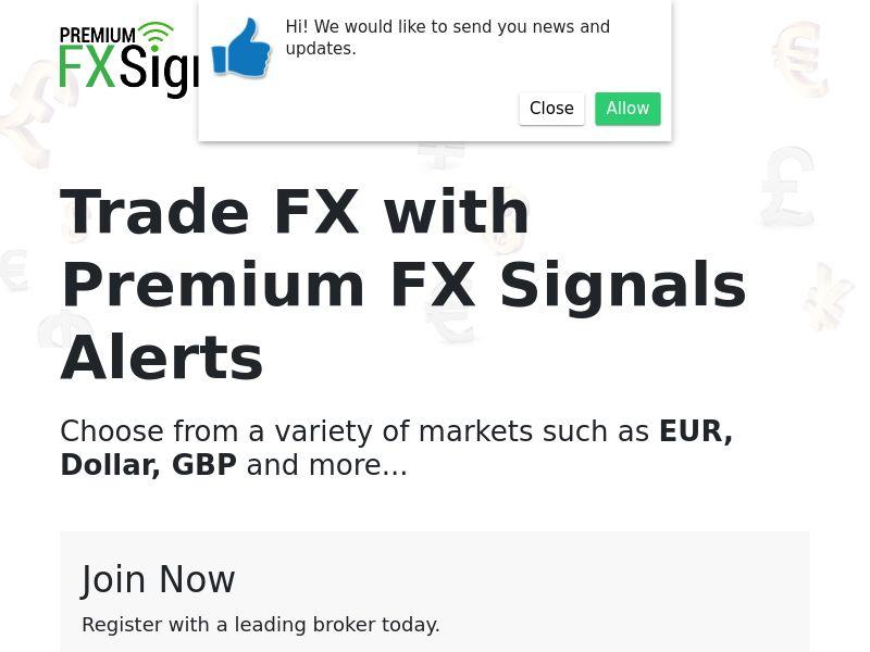 Premium FX Signals English 1042