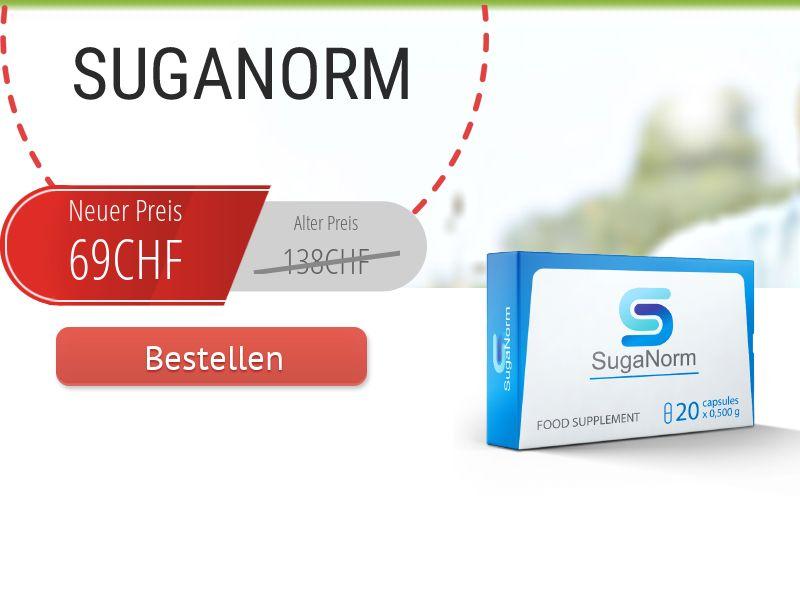 SugaNorm CH - sugar control supplement