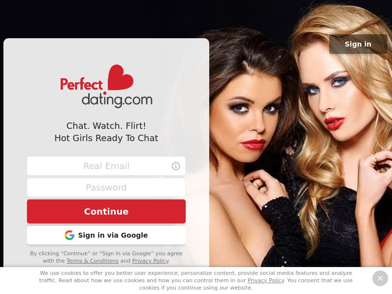 8701) [WEB+WAP] Perfect Dating - US,AU,CA,UK - CPL