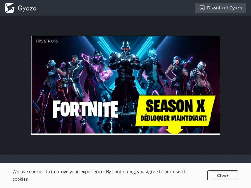 12Games Fortnite10 FR | 2-Click/PIN Submit - Incent Permitted