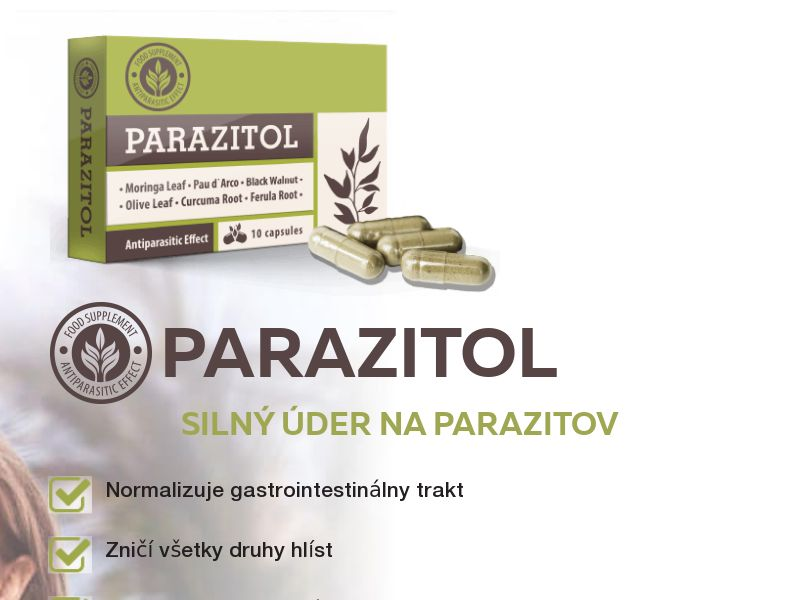 Parazitol SK - anti-parasite product