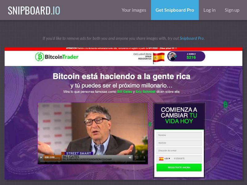 39246 - DE - BitCoin UP (DE) - (min FTD $250)