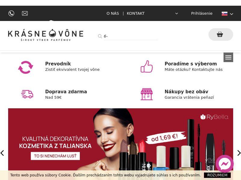 KrasneVone - SK (SK), [CPS]