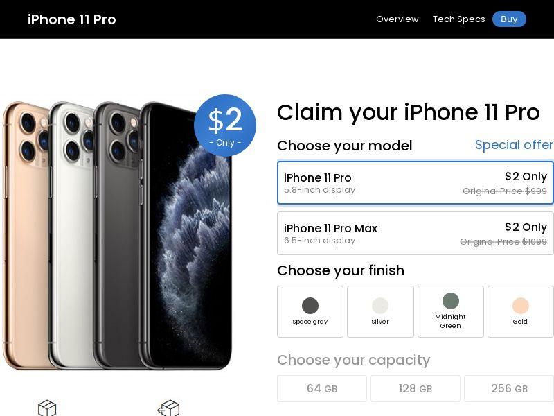 iPhone 11 Pro New Year CPL DE, DK, SE, CH, NO, AT, NZ, JP, CL, IS, AE, SA, KW, QA, OM, FI, US, FR, CA, AU, IT, ES, UY, PT