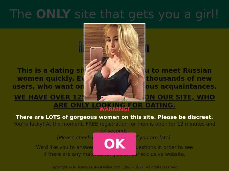 RussianBeautiesOnline SOI tier1 SEO