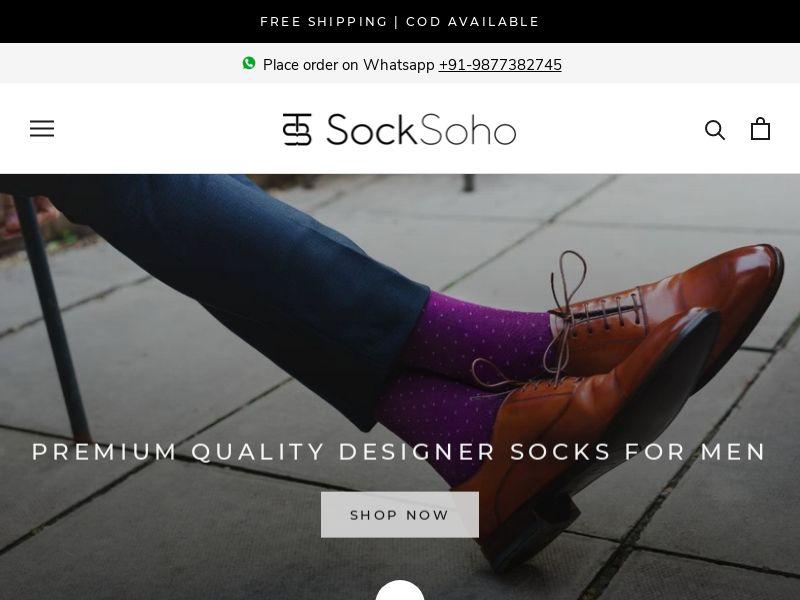 Socksoho.com CPS - India
